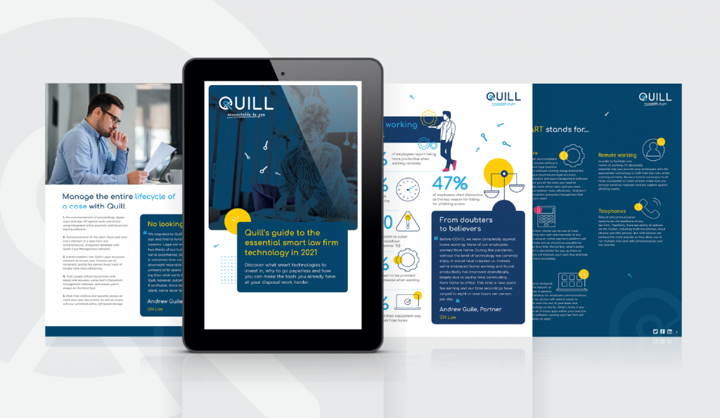Quill guide to the essential smart law firm technology